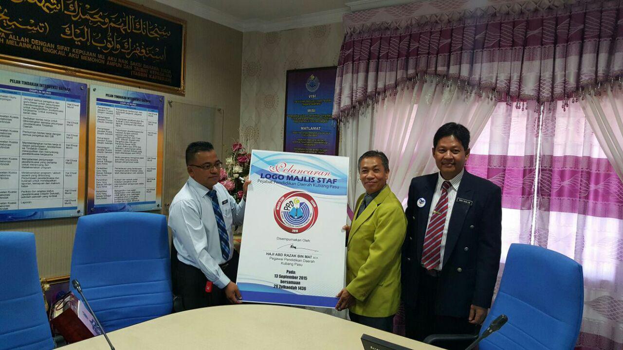 Unit Maklumat Dan Ict Pelancaran Logo Majlis Staf Ppd Kubang Pasu