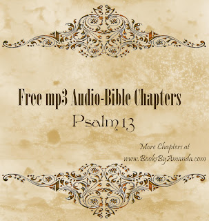 free mp 3 Bible Psalm chapter 13 KJV