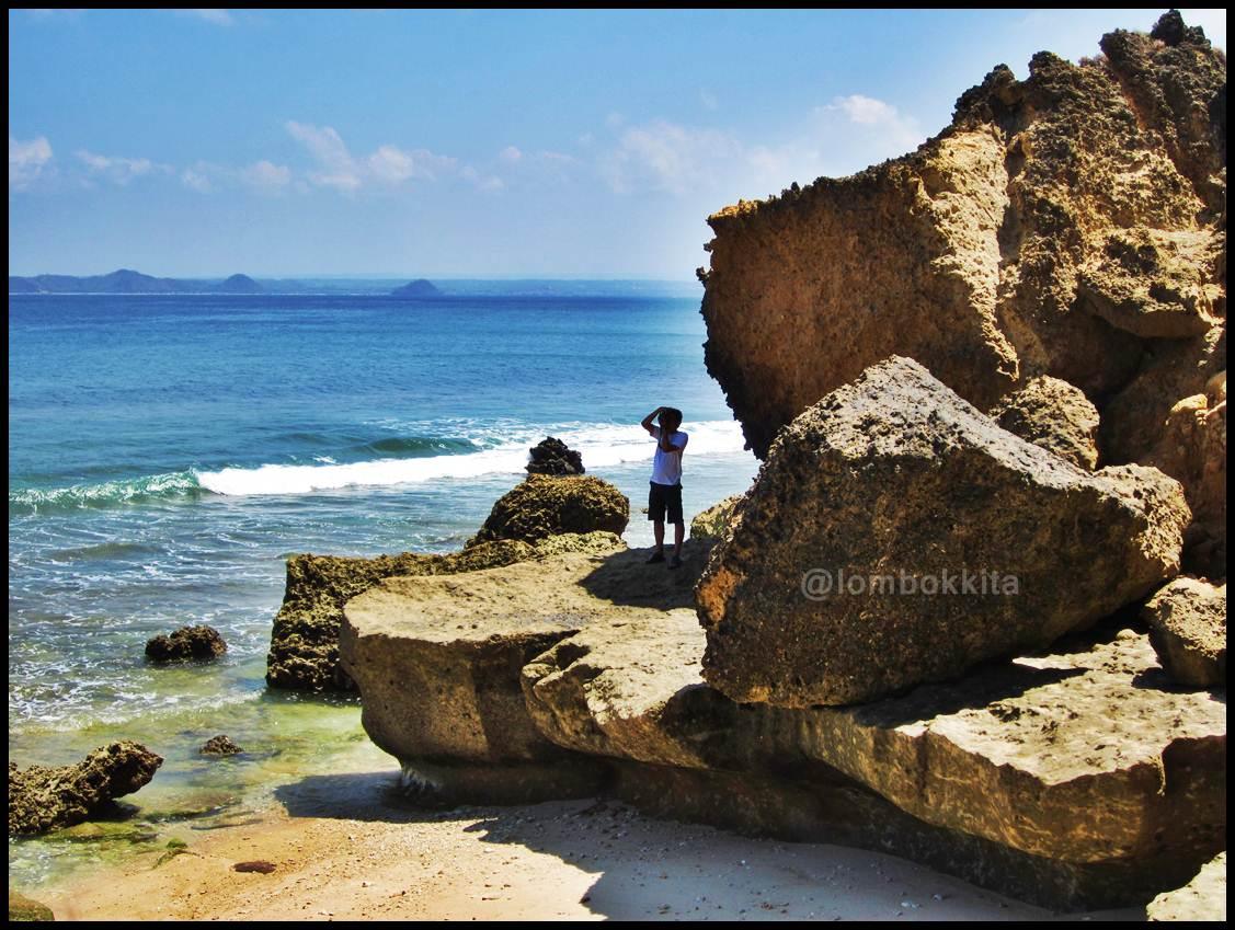 Pantai Surga Lombok Timur Yang Menawan Jalan Jalan Makan Makan