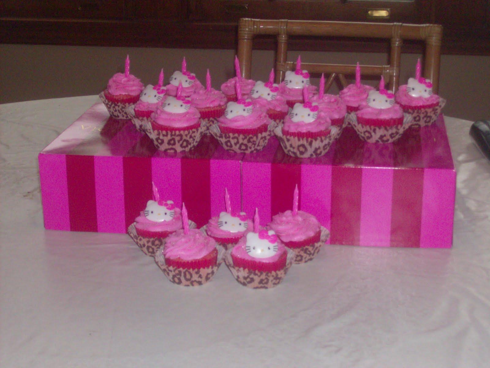 Custom Cakes And Cupcakes Krista S Birthday