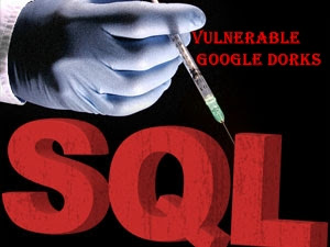 Google dorks for Sqli Websites