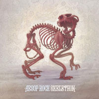 The Top 50 Albums of 2012: 29. Aesop Rock - Skelethon