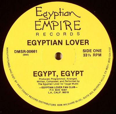 Egyptian Lover – Egypt, Egypt (VLS) (1984) (FLAC + 320 kbps)