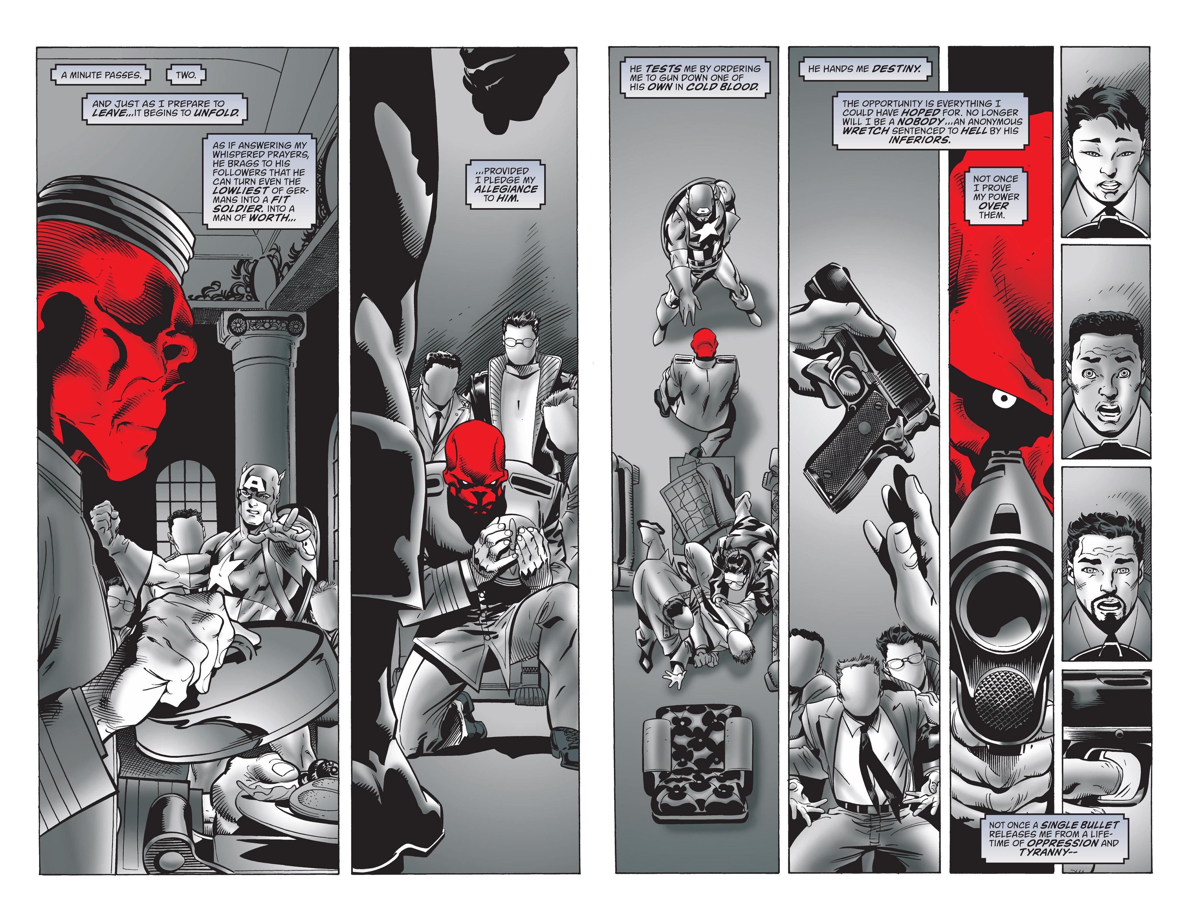Captain America (1998) Issue #14 #20 - English 20