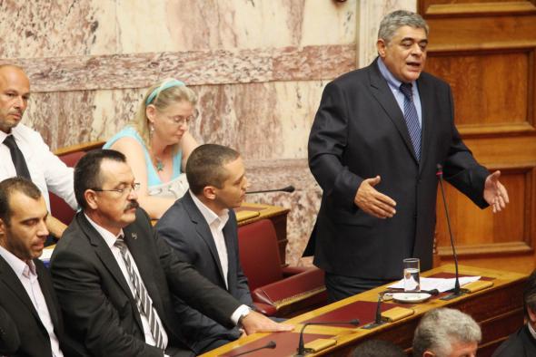 Χρυσή Αυγή:«Το ΟΧΙ των Ελλήνων της Κύπρου δείχνει τον δρόμο στην ξεπουλημένη ελλαδική ηγεσία»
