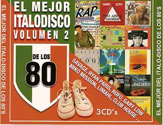 El Mejor ItaloDisco De Los 80 Vol 02