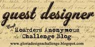 Guest Designer October 2014