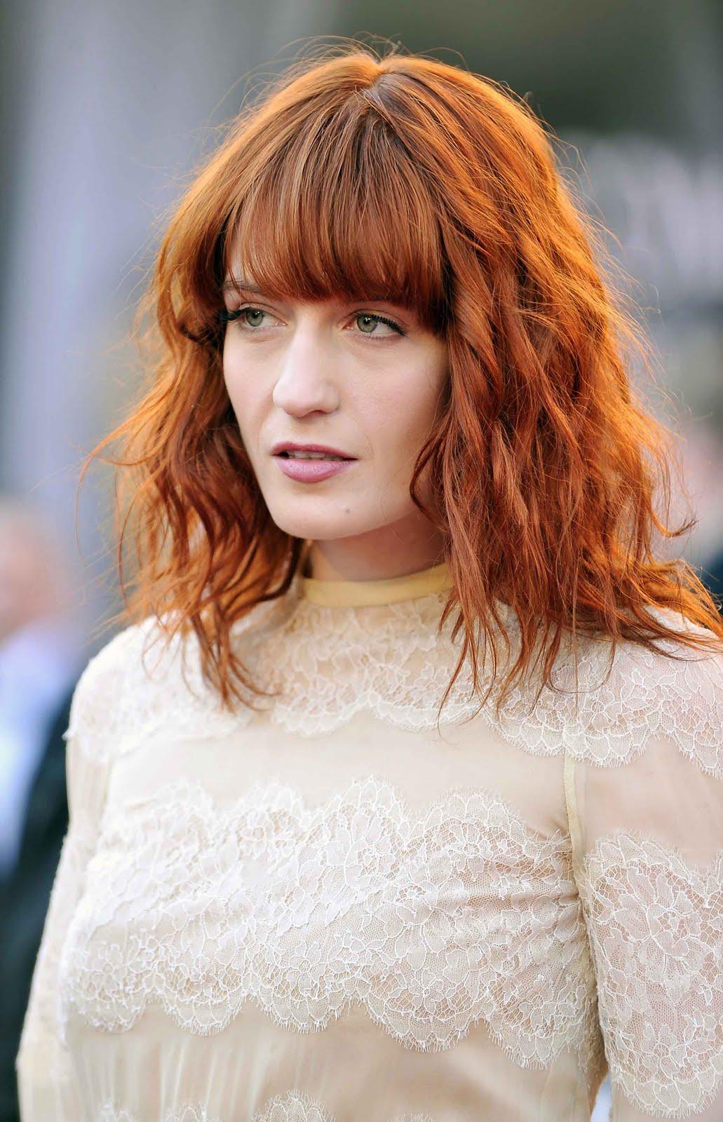 Segun Dicen Las Ultimas Noticias De La Red, Florence Welch Podria Ser