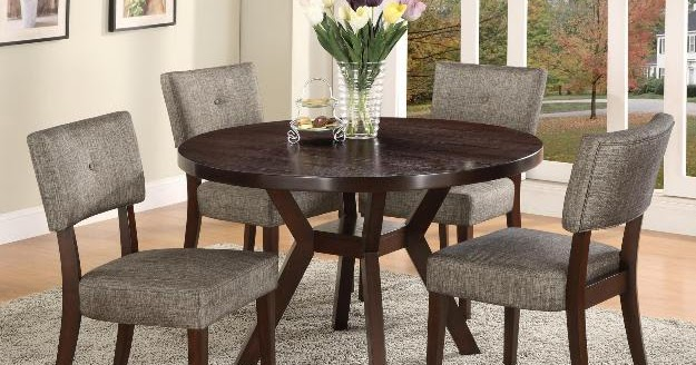 Jimed Furniture Alba Round Dining Table Dia 130xh 77cm