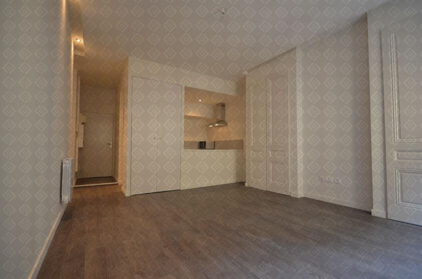rive gauche r novation cr ation d 39 un appartement t2 rue germain 69006 lyon. Black Bedroom Furniture Sets. Home Design Ideas