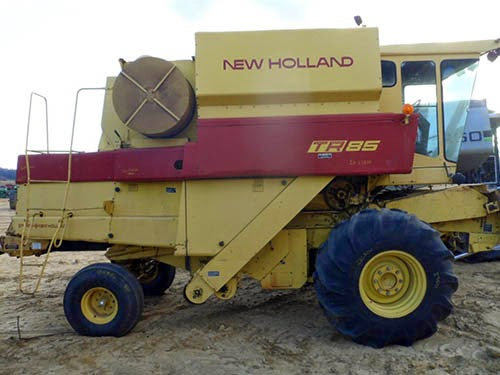 New Holland TR85 combine parts