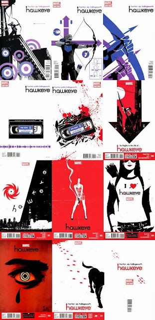 Hawkeye vol. 1 - Fraction Aja