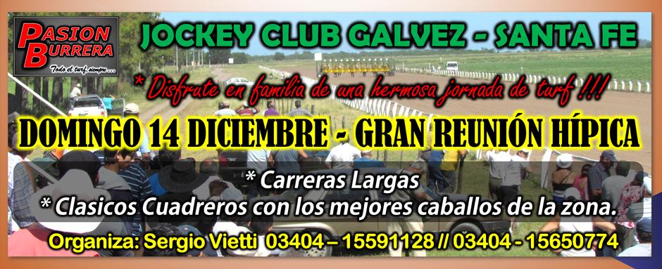 GALVEZ - 14 DIC.