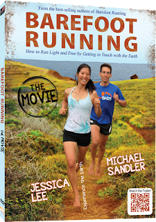Barefoot Running the movie