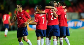 Chile y Uruguay por la Fecha 12 de Eliminatorias 2014