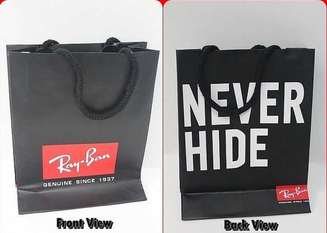 ray ban paper Luxottica, with its us base in port washington, makes ray-ban and oakley  glasses and operates the lenscrafters, sunglass hut and pearle.