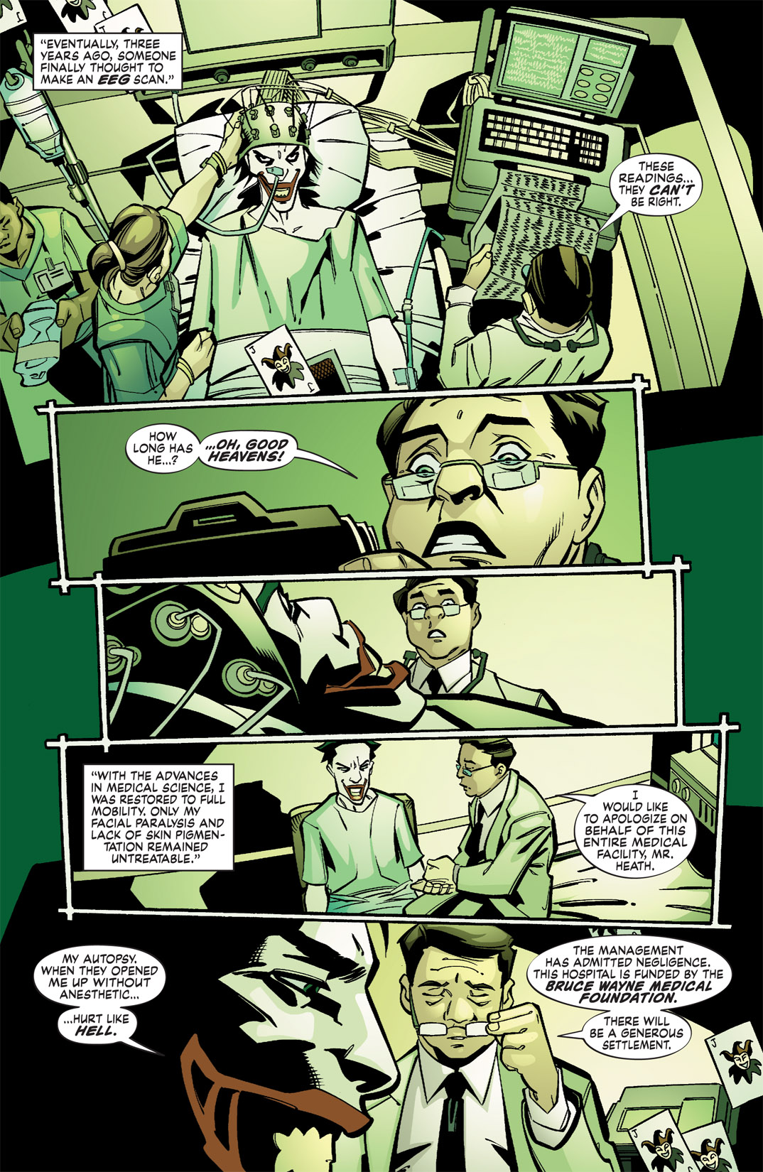 Detective Comics (1937) Issue #869 Page 18