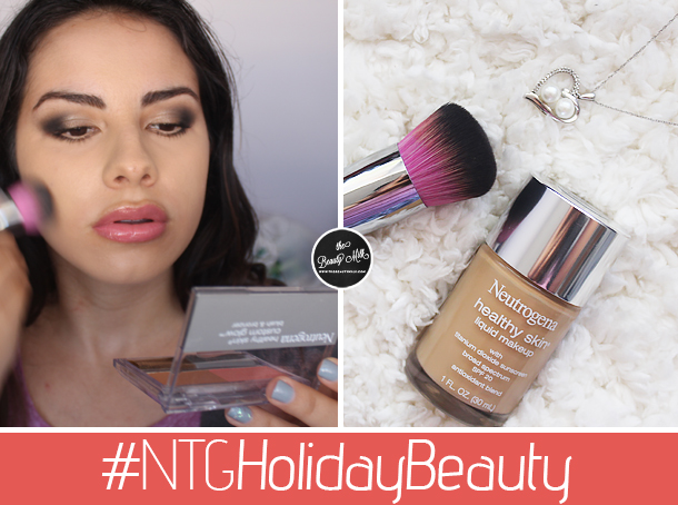 ntgholidaybeauty holiday makeup look