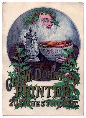 Старый Свет Рождества Image - Дед Мороз