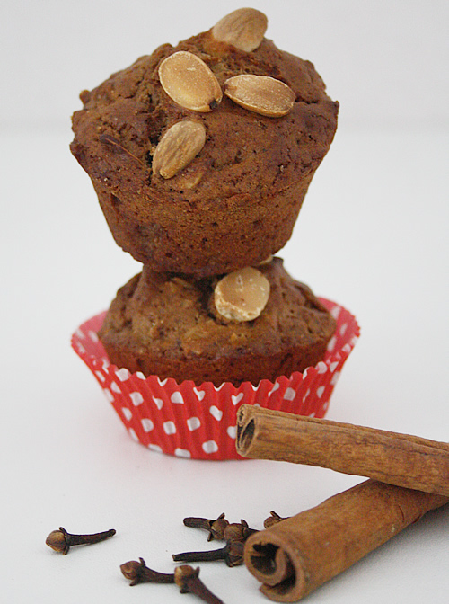 Speculaas muffins recept