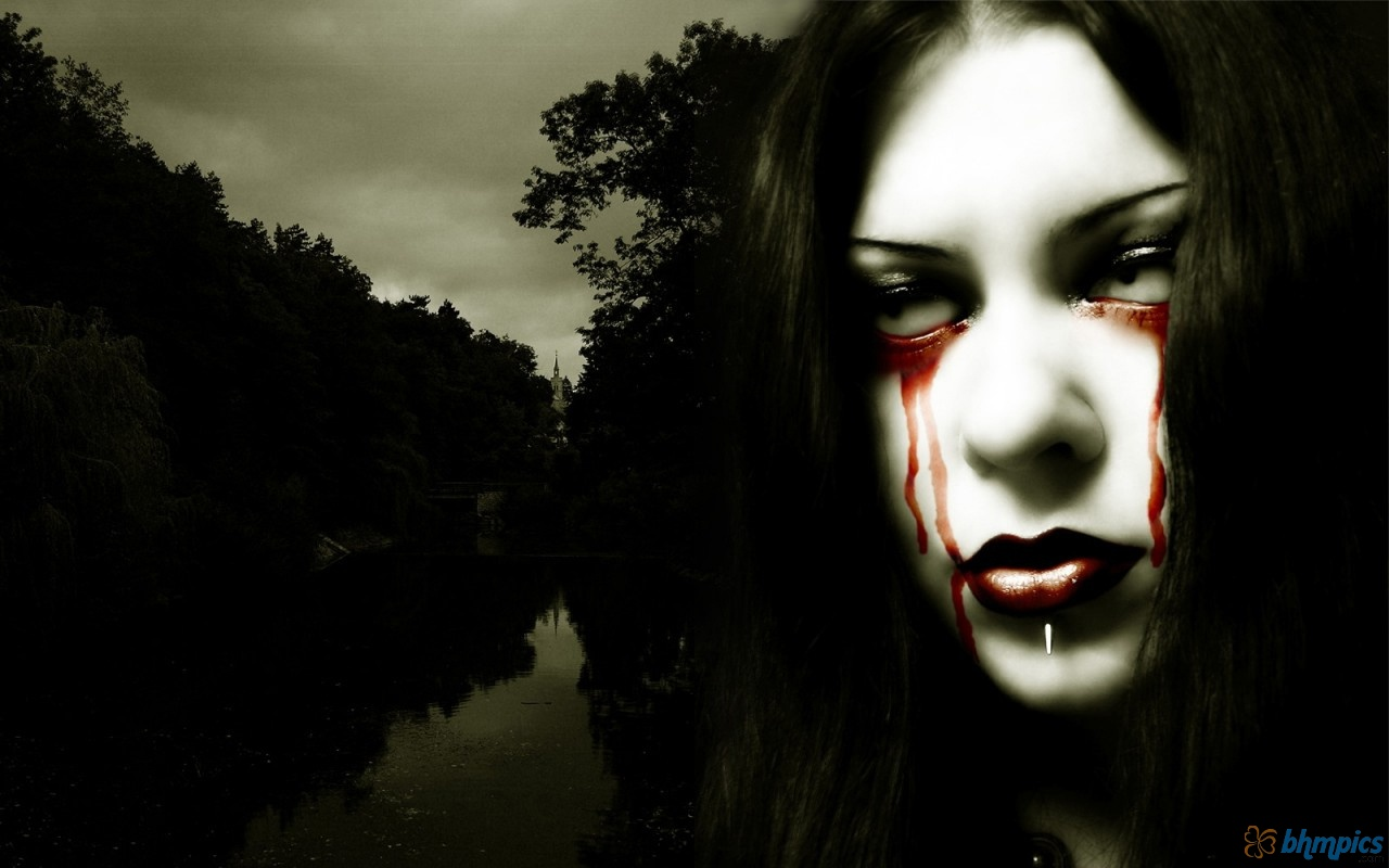 scary gothic rare wallpaper - photo #41
