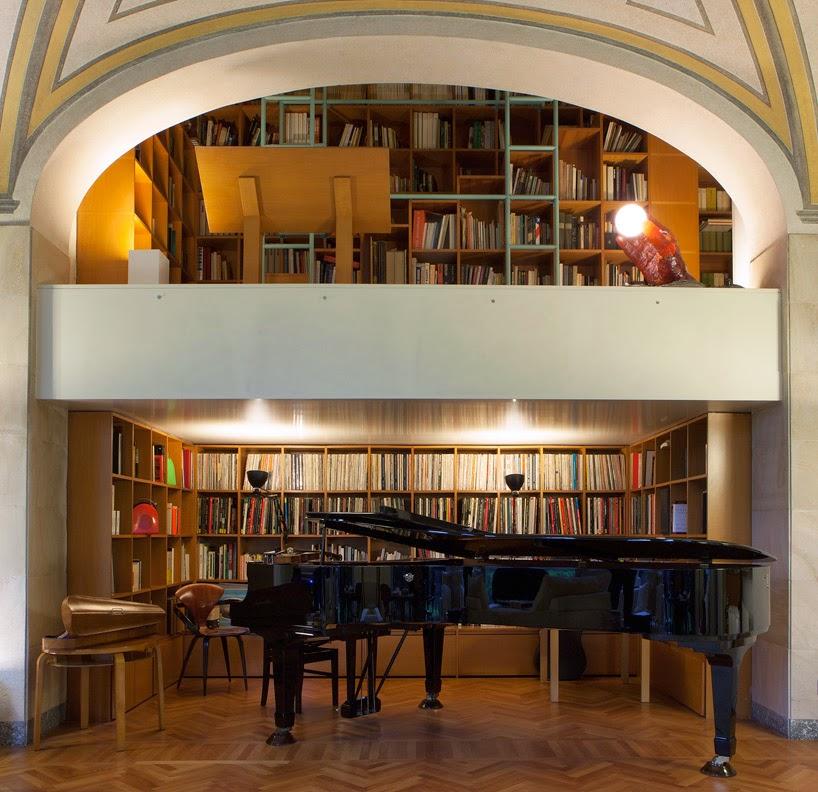 Wohnen wie Stars - Mailand zelebriert Architekten Einrichtungen!