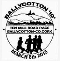 Entries for the Ballycotton 10 open Fri 6th Dec 2014