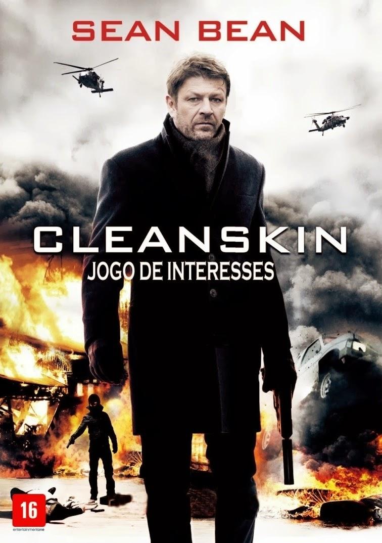 Cleanskin: Jogo de Interesses – Dublado (2012)