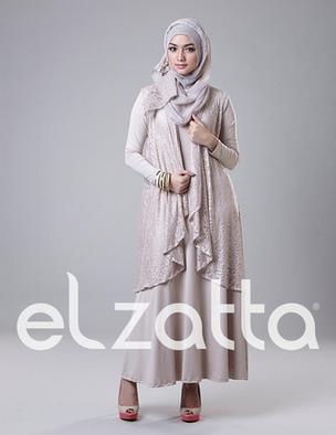 Fashion Terbaru Baju Muslim Modern Elzatta