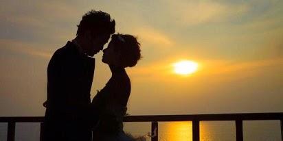 Manfaat Ciuman Bagi Bagi Sepasang Kekasih,