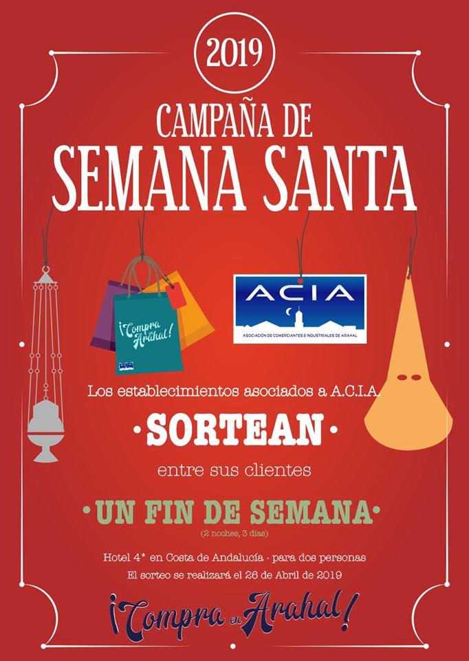 CAMPAÑA SEMANA SANTA 2019