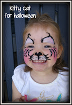 Kitty Cat for Halloween