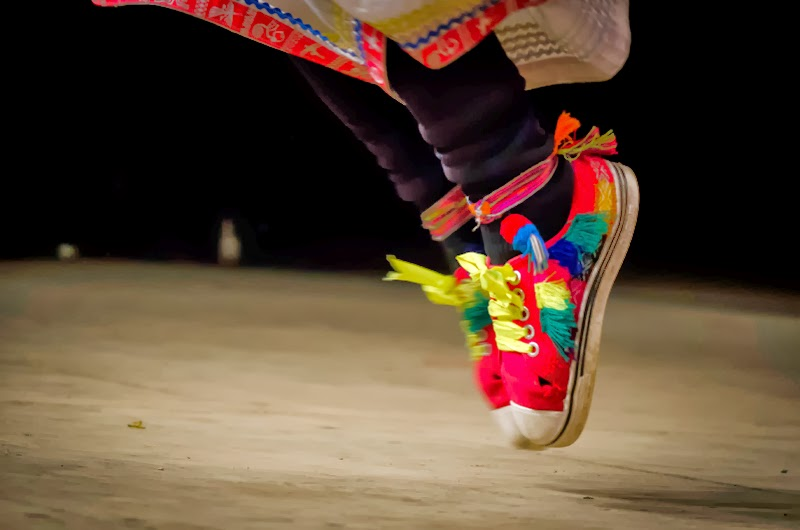 La Danza de Tijeras Peruvian Scissor Dance