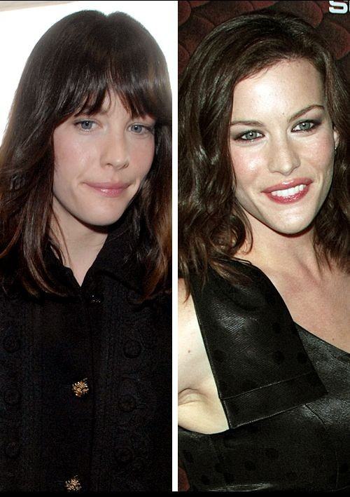 Liv Tyler sans maquillage
