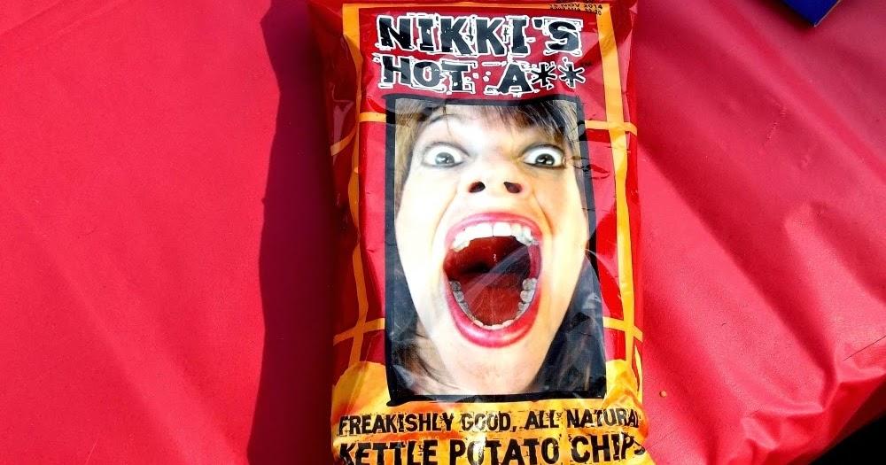 Nikki S Hot Ass Kettle Potato Chips Ken S Food Find