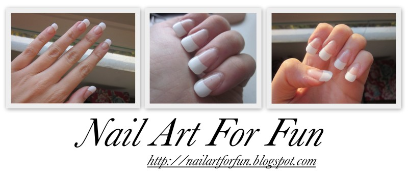 Nail Art For Fun