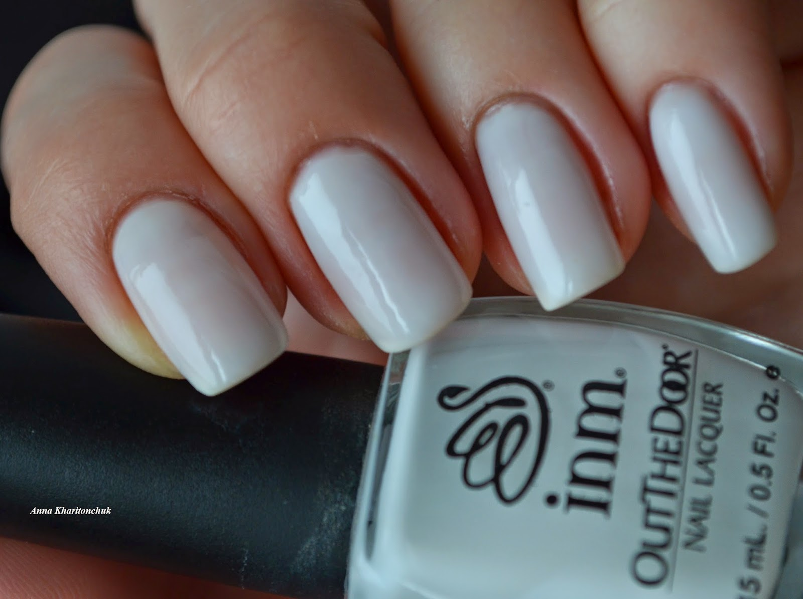 INM Out The  Door # 191 Gently White