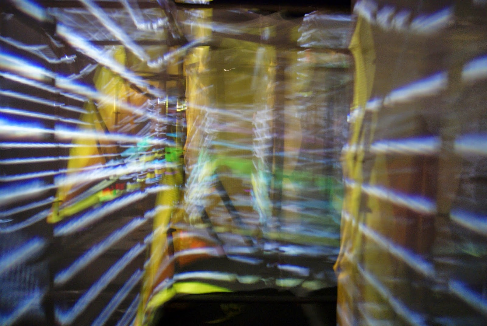 Toronto Nuit Blanche 2014: Inside the Amaze Maze, 2014 by Marcos Zotes, Culture, Art, Artmatters, The Purple Scarf, Melanie.Ps, Ontario, Canada