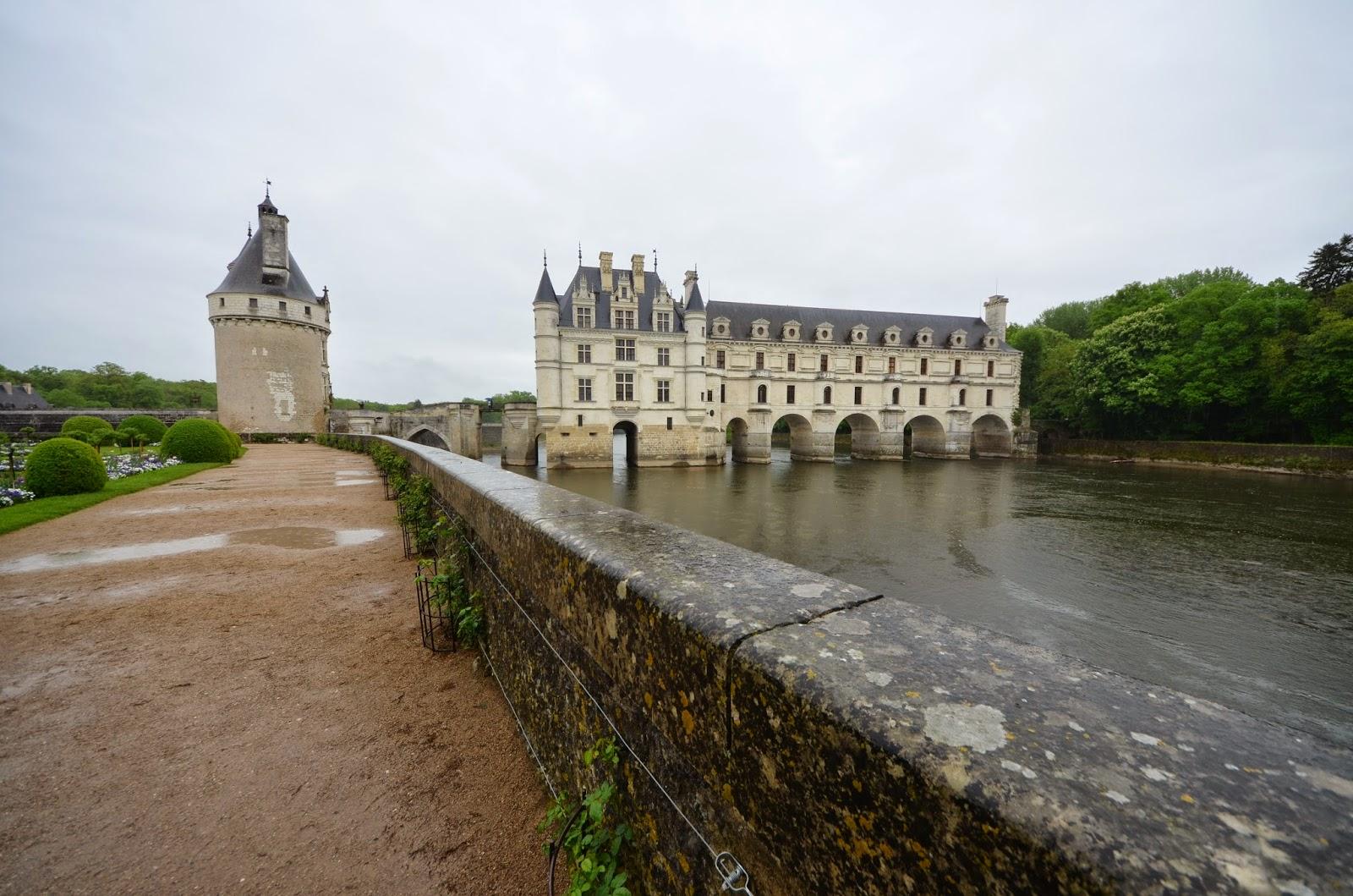 Châteaux de la Loire, Week-end, Chenonceau, Roadbook, Angers, Chambord, Amboise