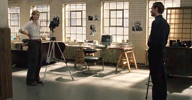 Closer, studio fotograficzne w lofcie, pracownia fotograficzna w lofcie, photo studio in loft, atelier in loft,  attelier dans loft
