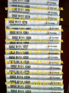 jual nomor cantik telkomsel murah