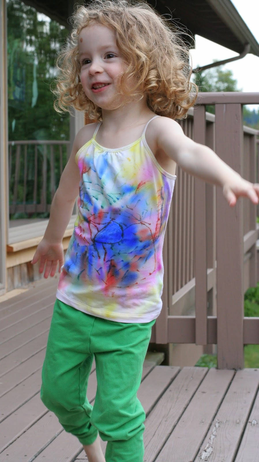 Make your own shirt sharpie tie dye for How to make tie dye shirts at home