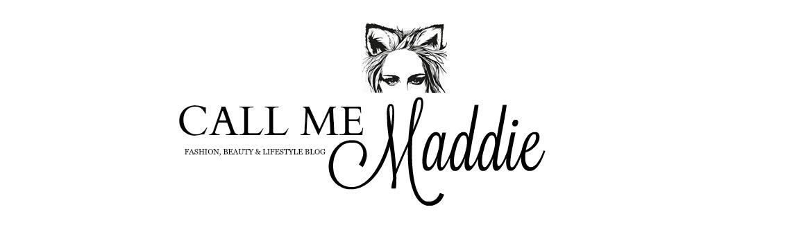 Call me Maddie