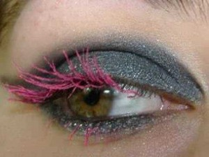 макияж в стиле эмо