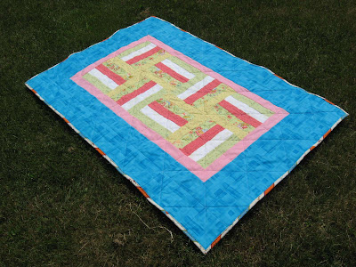 Time Filler, Stash Buster, 5-Day Riviera Quilt