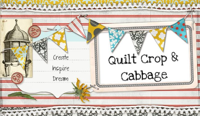 Quilt Crop &amp; Cabbage