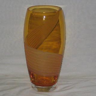 Order an Amber Elegance Vase