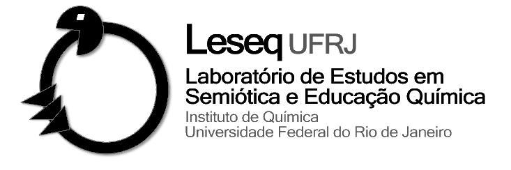 Leseq - Laboratório de Estudos em Semiótica e Educação Química da UFRJ