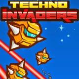 Techno Invaders   Juegos15.com