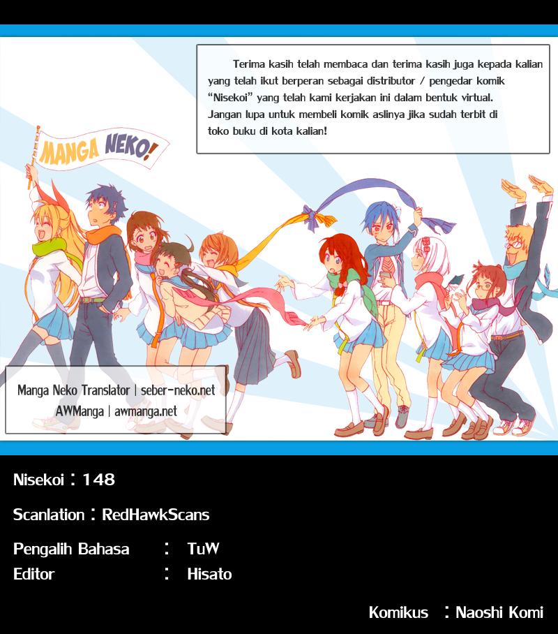 Komik nisekoi 148 - pewaris 149 Indonesia nisekoi 148 - pewaris Terbaru 22|Baca Manga Komik Indonesia|